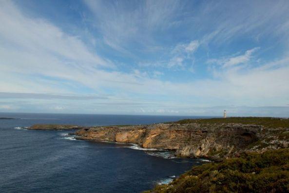 Cliffs near Admiral's Arch