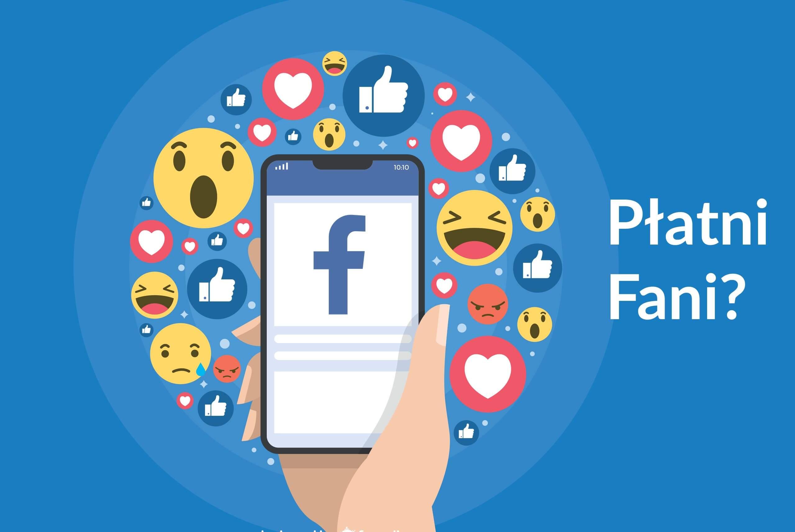 reklama fani facebook