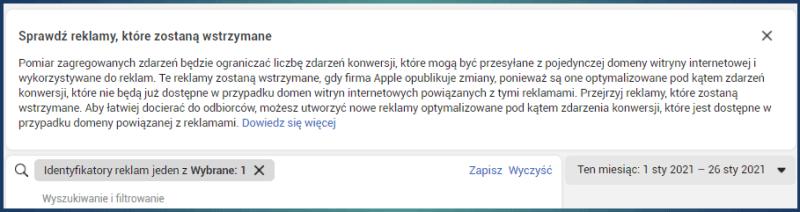 facebook ios14
