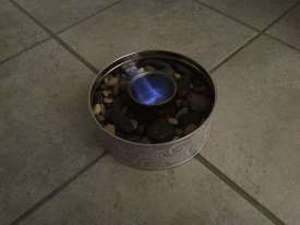 Simple Indoor/Outdoor Fire Bowl