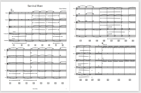 Survival Hunt Composed by Chase Bethea Recorded byThe Budapest Scoring Orchestra