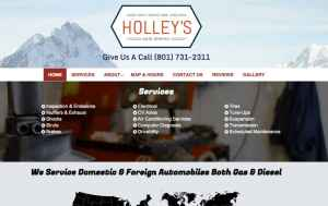 Holley's Service