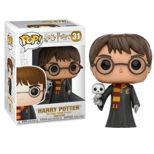 Funko Pop van Harry Potter with Hedwig uit Harry Potter 31