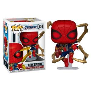 Funko Pop van Iron Spider uit Marvel Avengers 574