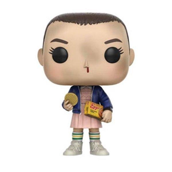 Funko Pop van Eleven with Eggos uit Stranger Things 421 Unboxed