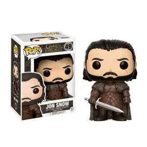 Funko Pop van Jon Snow uit Game of Thrones 49