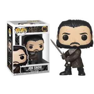 Funko Pop van Jon Snow uit Game of Thrones 80