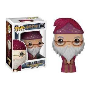 Funko Pop van Albus Dumbledore uit Harry Potter 04