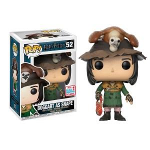 Funko Pop van Boggart as Snape uit Harry Potter 52