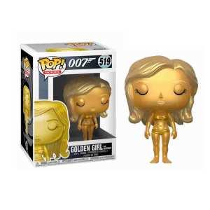 Funko Pop van Golden Girl uit James Bond 519