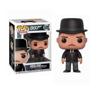 Funko pop van Oddjob uit James Bond 520