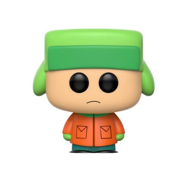 Funko Pop van Kyle uit South Park 09 Unboxed
