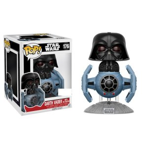 Funko Pop van Darth Vader With Tie Fighter uit Star Wars 176