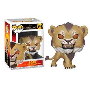Funko Pop van Scar (2019) uit the Lion King 548