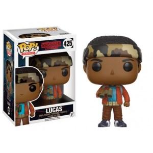 Funko Pop van Lucas uit Stranger Things 425