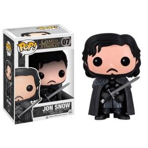 Funko Pop van Jon Snow uit Game of Thrones 07