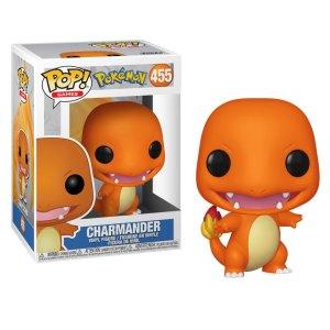 Funko Pop van Charmander uit Pokemon 455