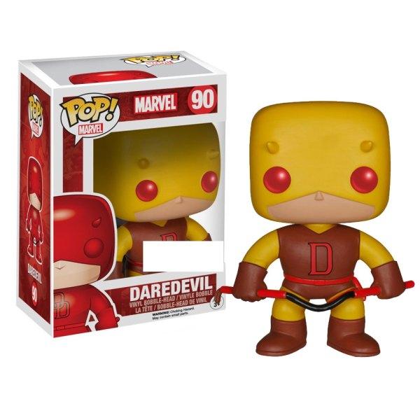 Funko Pop van Daredevil uit Marvel 90