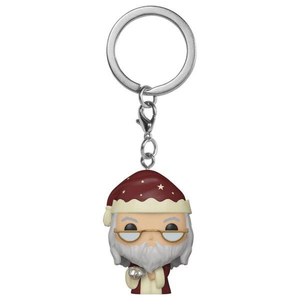Funko Pocket Pop Keychain van Albus Dumbledore uit Harry Potter Unboxed