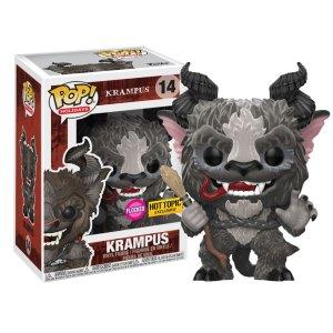 Funko Pop van Krampus Flocked uit Krampus Hot Topic