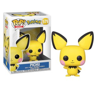 Funko Pop van Pichu uit Pokemon 579