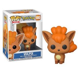 Funko Pop van Vulpix uit Pokemon 580