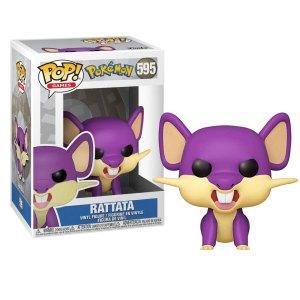 Funko Pop van Rattata uit Pokemon 595