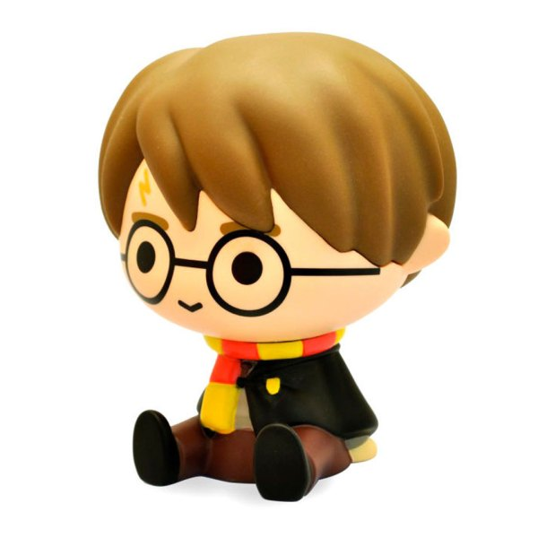 Harry Potter Chibi Money bank Unboxed