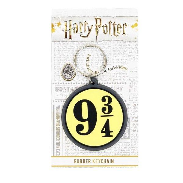 Rubber Keychain van Harry Potter 9 3/4
