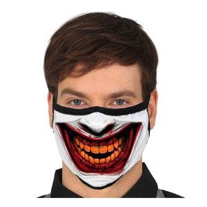 Gezichtsmasker van The Joker Facemask