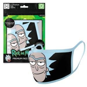 Gezichtsmasker van Rick & Morty Facemask