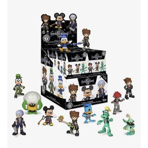 Funko Mystery Minis Exclusives van Kingdom Hearts