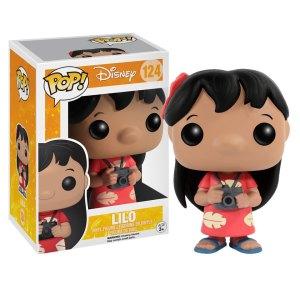 Funko Pop van Lilo uit Disney Lilo & Stitch 124