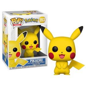 Funko Pop van Pikachu uit Pokémon 353
