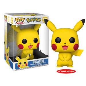 10 inch Funko Pop van Pikachu uit Pokémon 353