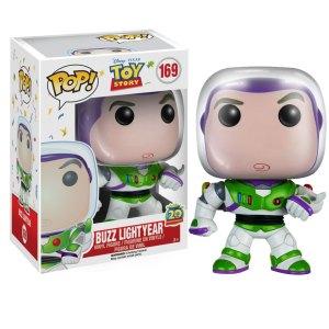 Funko Pop van Buzz Lightyear uit Toy Story 169