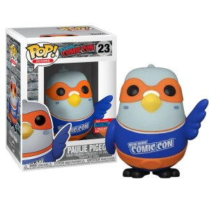Funko Pop van Paulie Pigeon Icons 23
