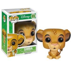 Funko Pop van Simba uit The Lion King 85