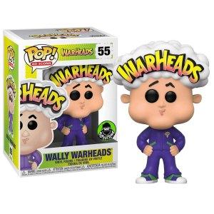 Funko Pop van Wally Warheads uit Warheads 55