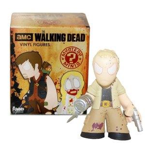 Funko Mystery Mini Series 1 van Merle Dixon (Bloody) uit The Walking Dead