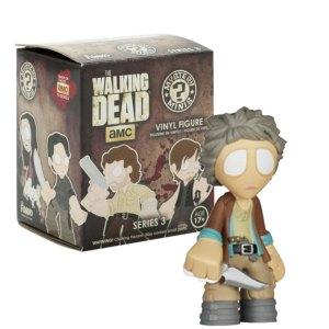 Funko Mystery Mini Series 3 van Carol Peletier uit The Walking Dead