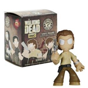 Funko Mystery Mini Series 3 van Rick Grimes uit The Walking Dead