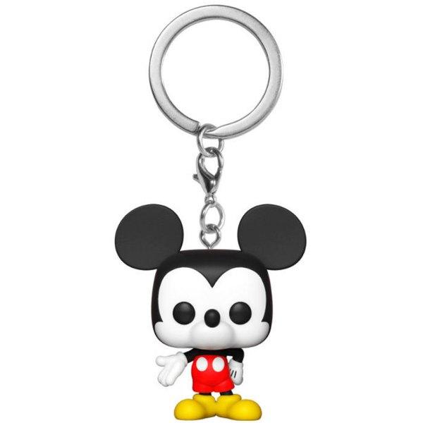 Funko Pocket Pop van Mickey Mouse uit Mickey 90 Years Unboxed