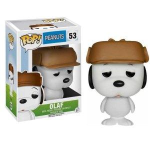 Funko Pop van Olaf uit peanuts 53