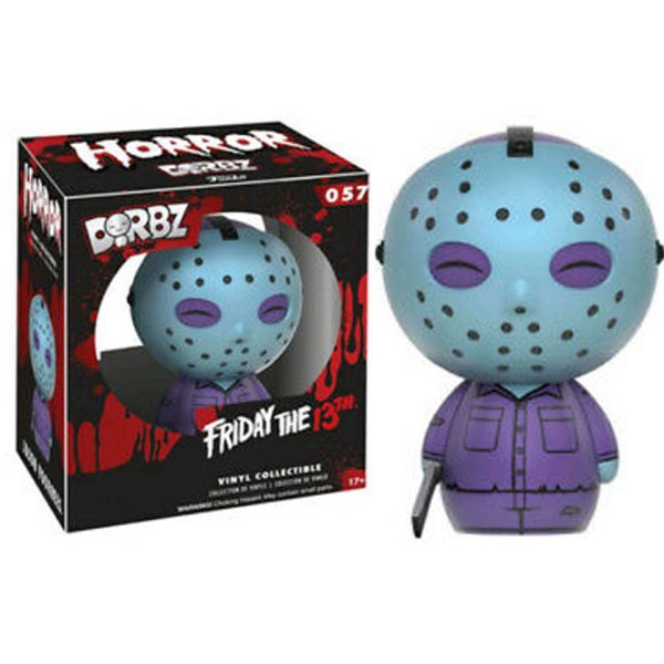 Funko Dorbz van Jason Voorhees (Purple) uit Friday the 13th 57