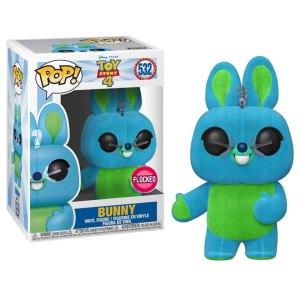 Funko Pop van Bunny (Flocked) uit Toy Story 4 532