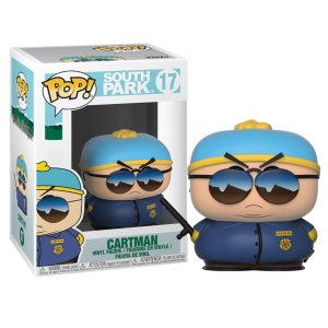 Funko Pop van Cartman uit South Park 17