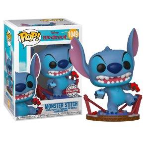 Funko Pop van Monster Stitch uit Lilo & Stitch 1049