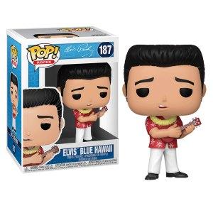 Funko Pop van Elvis Blue Hawaii 187