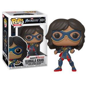 Funko Pop van Kamala Khan uit Marvel Avengers 631